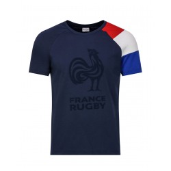 T-Shirt - France Rugby -...