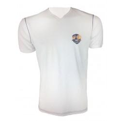 T-Shirt Col V - Equipe de...