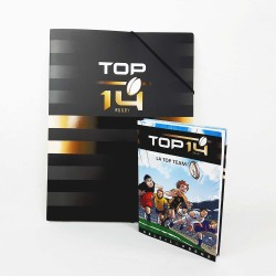 Lot - 1 Chemise TOP 14 + 1...