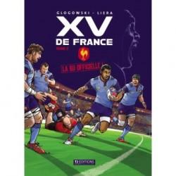 La BD officielle du XV de...